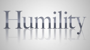 For Humility And Integrity In Ministry