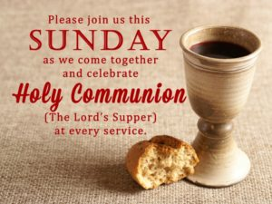 For Closer Communion With The Lord Jesus