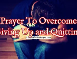 """Prayer To Overcome """"Holiday Blues"""""""