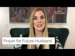 Prayer For Future Husband
