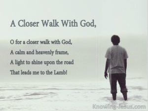 Prayer For A Deeper Spiritual Life