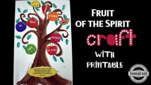 Praying The Fruit Of The Spirit For Our Kids