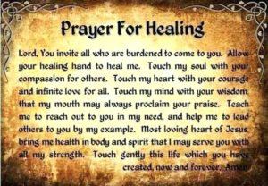 Divorce healing for prayer 20 Powerful