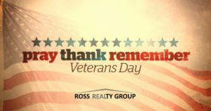 Prayer For Veterans Day