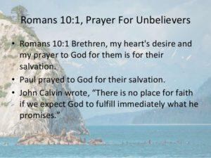 Prayer For Unbelievers Husband