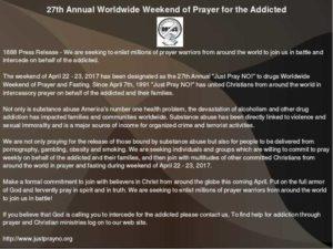 Prayer For Those Addicted To Pornography