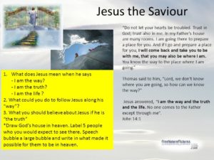 That They Learn To Trust Jesus as Saviour