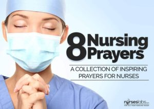 Nurses Prayer - For Nursing Colleagues