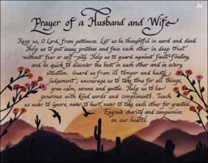 Prayer to Encourage My Wife