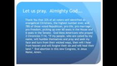 Prayer For All Who Reject The Truth Of God's Word