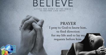 Prayer To Know God