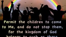 Prayer To Bring Ups Children Wisely