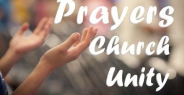 Prayer For Church Unity
