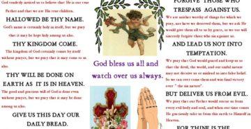 Prayer To Always Do God's Will