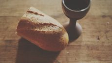Prayer For The Communion Bread