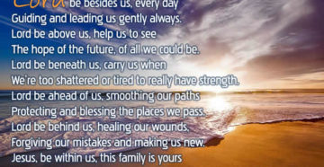 Evening Prayer For Protection For The Future