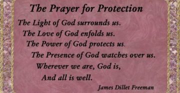 Prayer Of Protection From False Teachings