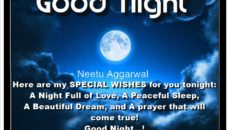 Prayer For A Good Night Sleep