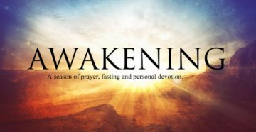Prayer For A Spiritual Awakening In Me