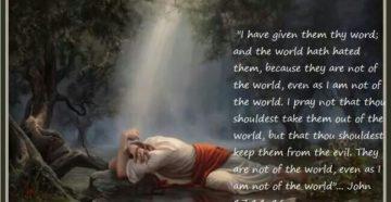 Prayer To Love As Jesus Loved