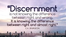 Discernment In The Midst Of Deception