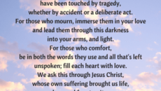 Prayer for All Mourners