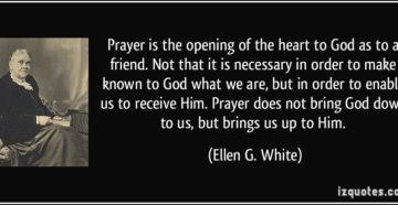 Prayer For God To Open My Heart To His Truth