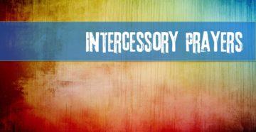 Intercessory Prayer For Joy