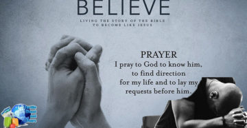 Prayer That I May Know Him More