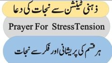 Prayer For Moving Stress