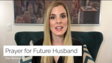 Prayer For Future Husband