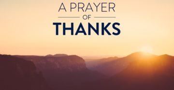 Prayer Of Thanks For My Single Status