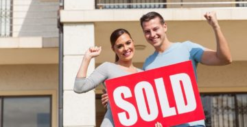 For A Young Couple That Have To Sell Their Home