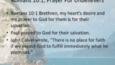 Prayer For Unbelievers Husband