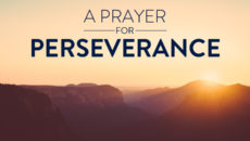 Prayer For Perseverance under Family Criticism