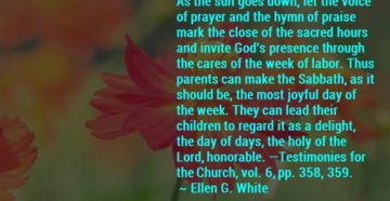 Prayer For My  Godly - Aging Parents