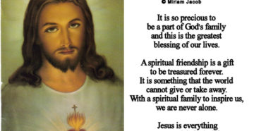 The Greatest Blessing - Jesus