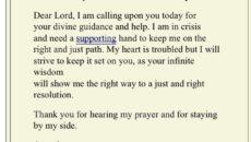 Prayer For Healing After An Abortion - Prayever