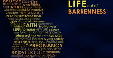 Prayer For Fruitful Life