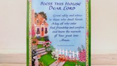 Prayer Of Blessing At House Warming