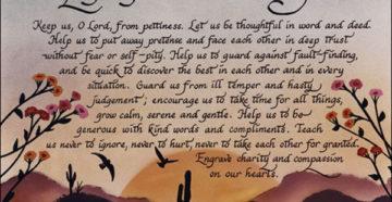 Prayer to Encourage My Wife